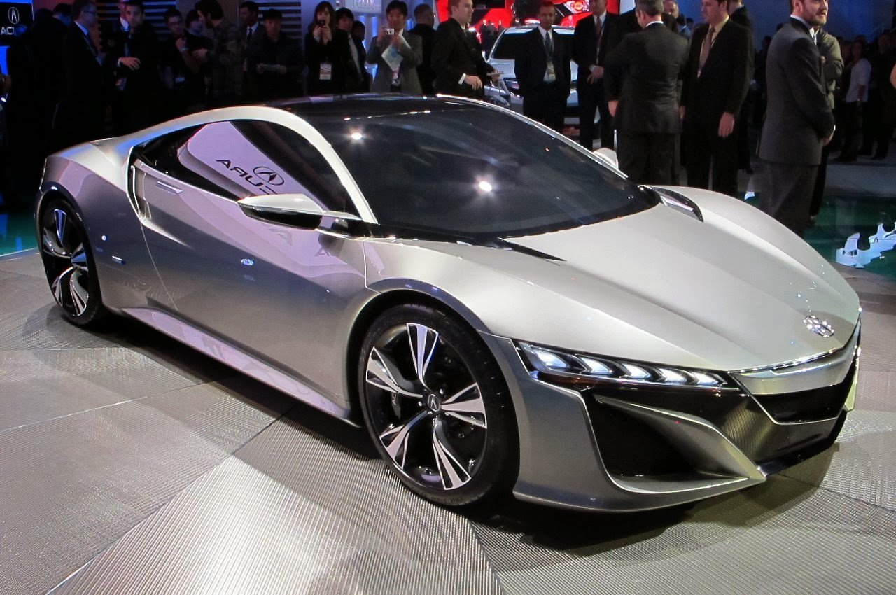 Latest Acura Nsx Car 2014 Wallpapers Media Wallpapers Free Download