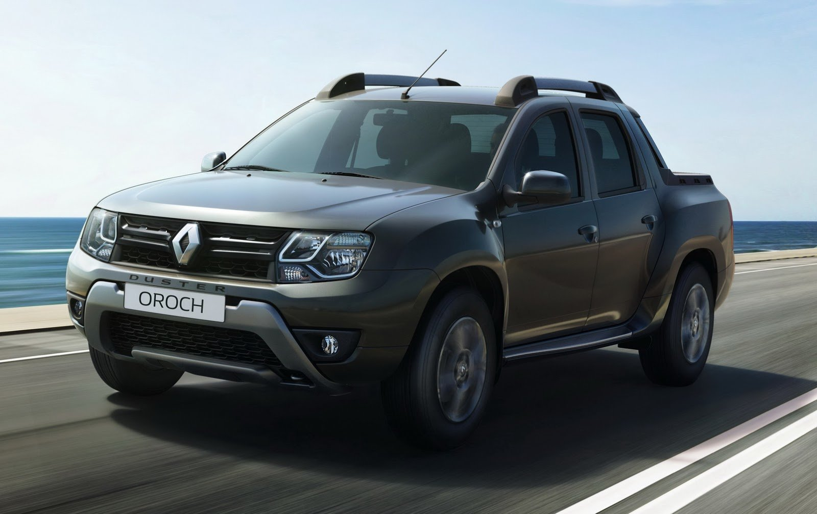 Latest This Is Renault S New Duster Oroch Small Pickup Truck Free Download