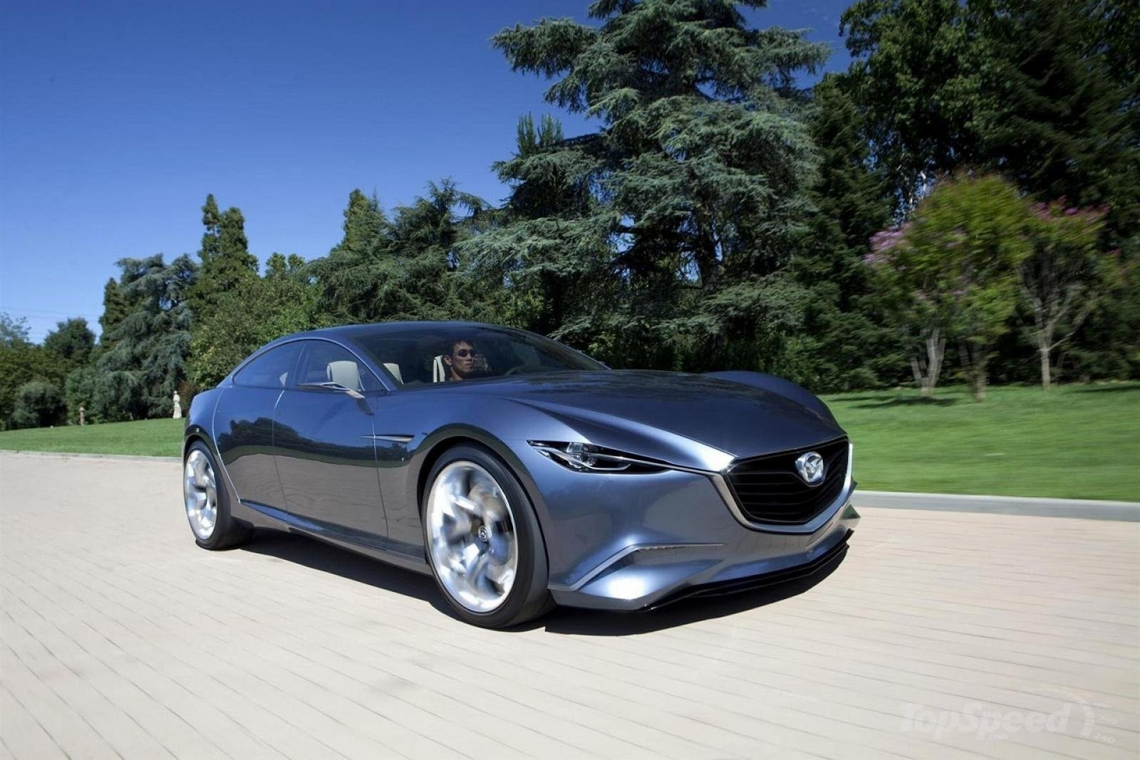 Latest Cool Car Wallpapers Mazda Cars 2013 Free Download
