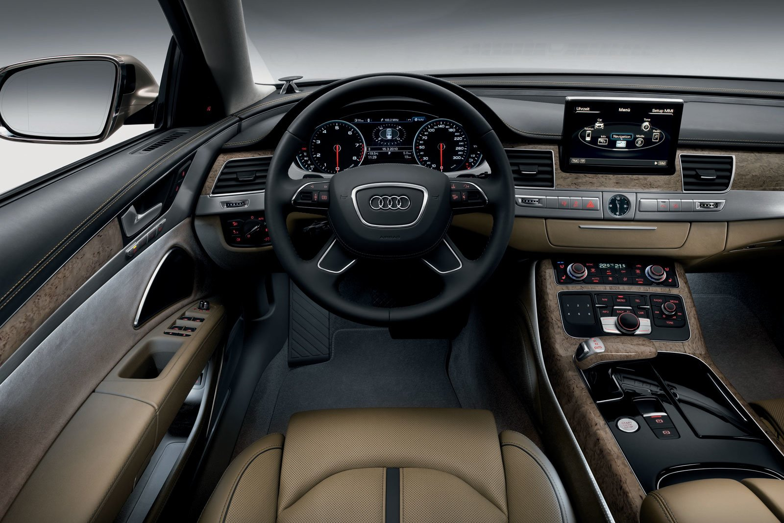 Latest Ward S Auto Announces The 10 Best Car Interiors Of 2011 Free Download