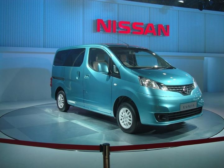 Latest Upcoming Nissan Evalia Cars Wallpaper Gallery Free Download
