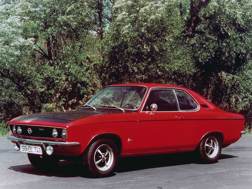 Latest Avengers In Time 1970 Cars Opel Manta A Free Download