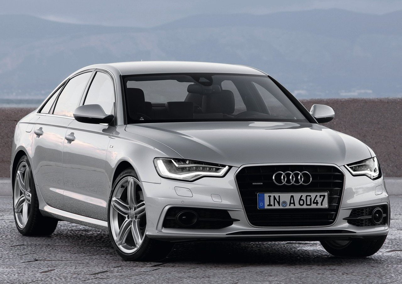 Latest Most Wanted Cars Audi A6 2013 Free Download