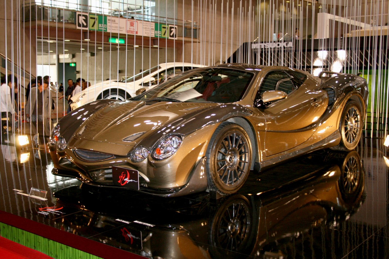 Latest The *Gly Car Blog Mitsuoka Orochi Dedicated To The *Gly Free Download