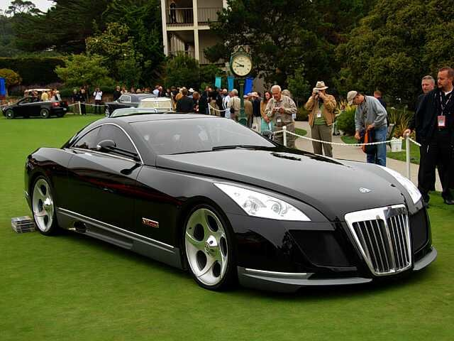Latest Maybach Luxury Cars Maybach Exelero Photos Free Download