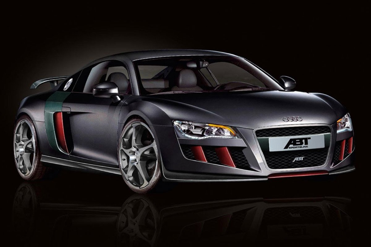 Latest Top Ten Cars Blog Abt Audi R8 2011 Wallpapers Free Download