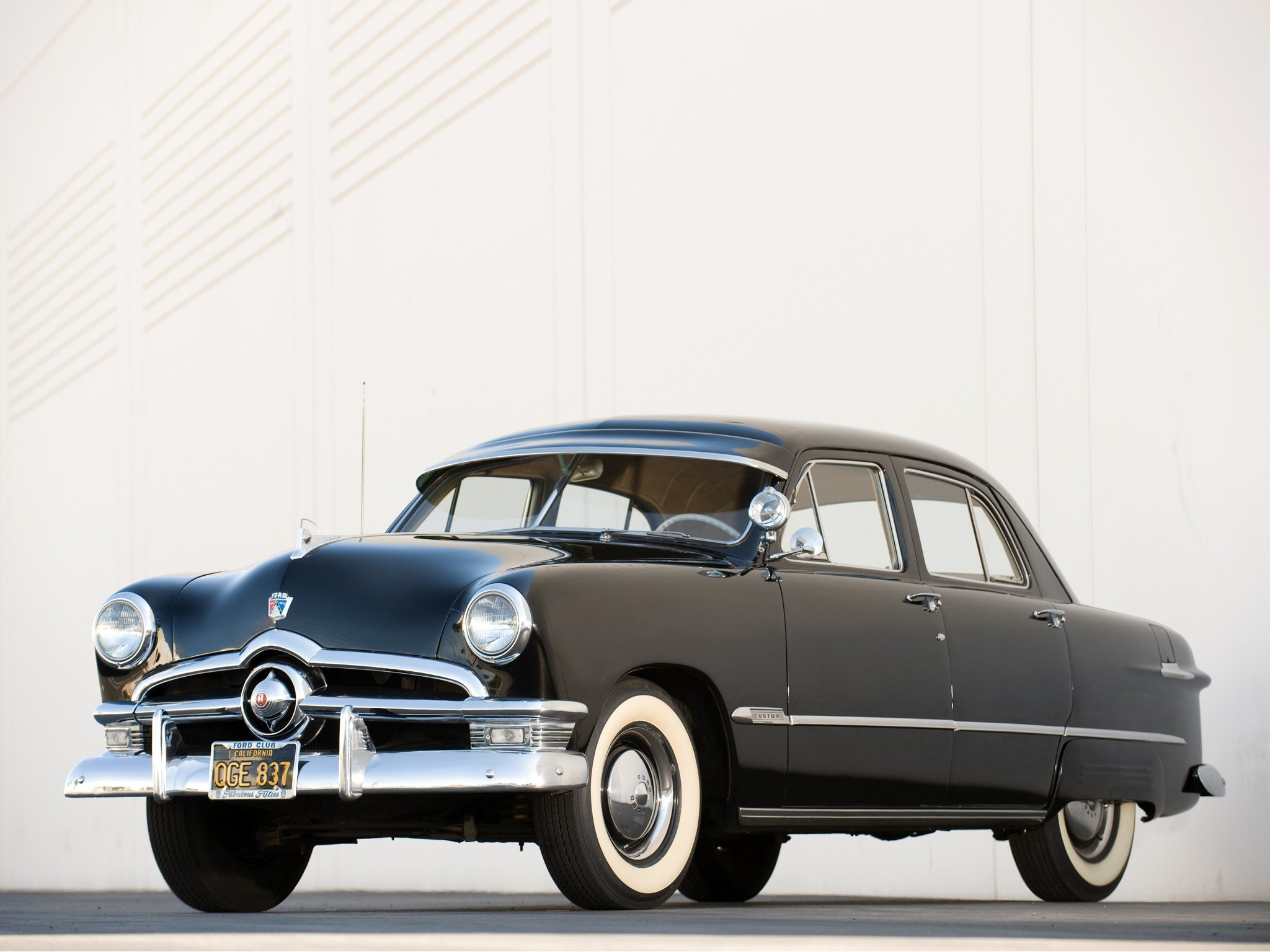 Latest 1950 Ford Custom Photos Informations Articles Free Download