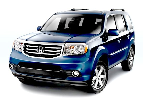 Latest Best Car Models All About Cars Honda 2012 Pilot Free Download