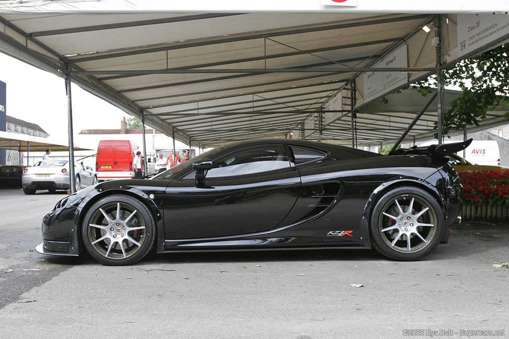 Latest Carz Wallpapers Ascari Kz1 Free Download