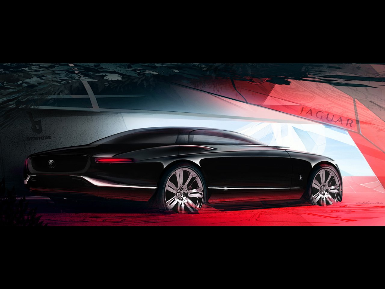 Latest Bertone Jaguar B99 Concept 2011 The Car Club Free Download