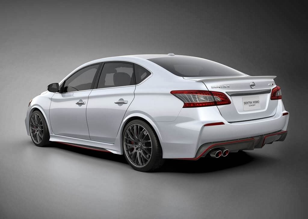 Latest Nissan Sentra Nismo Concept 2013 Car Wallpapers Free Download