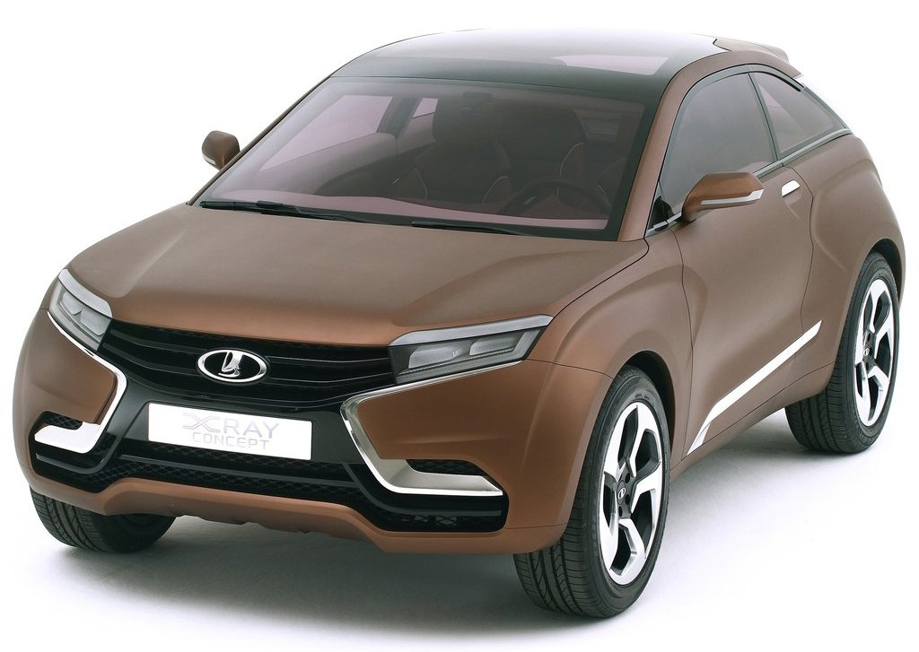 Latest Lada Xray Concept Fixcars Cars News Reviews New Used Free Download