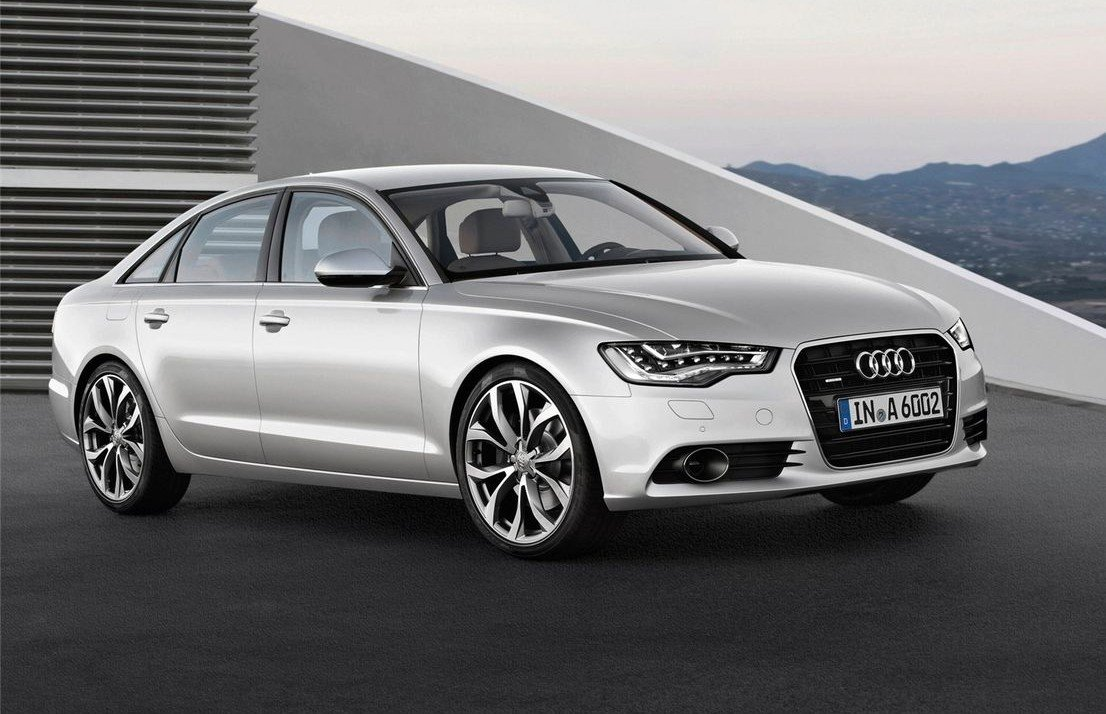 Latest 2014 Audi A6 Free Download