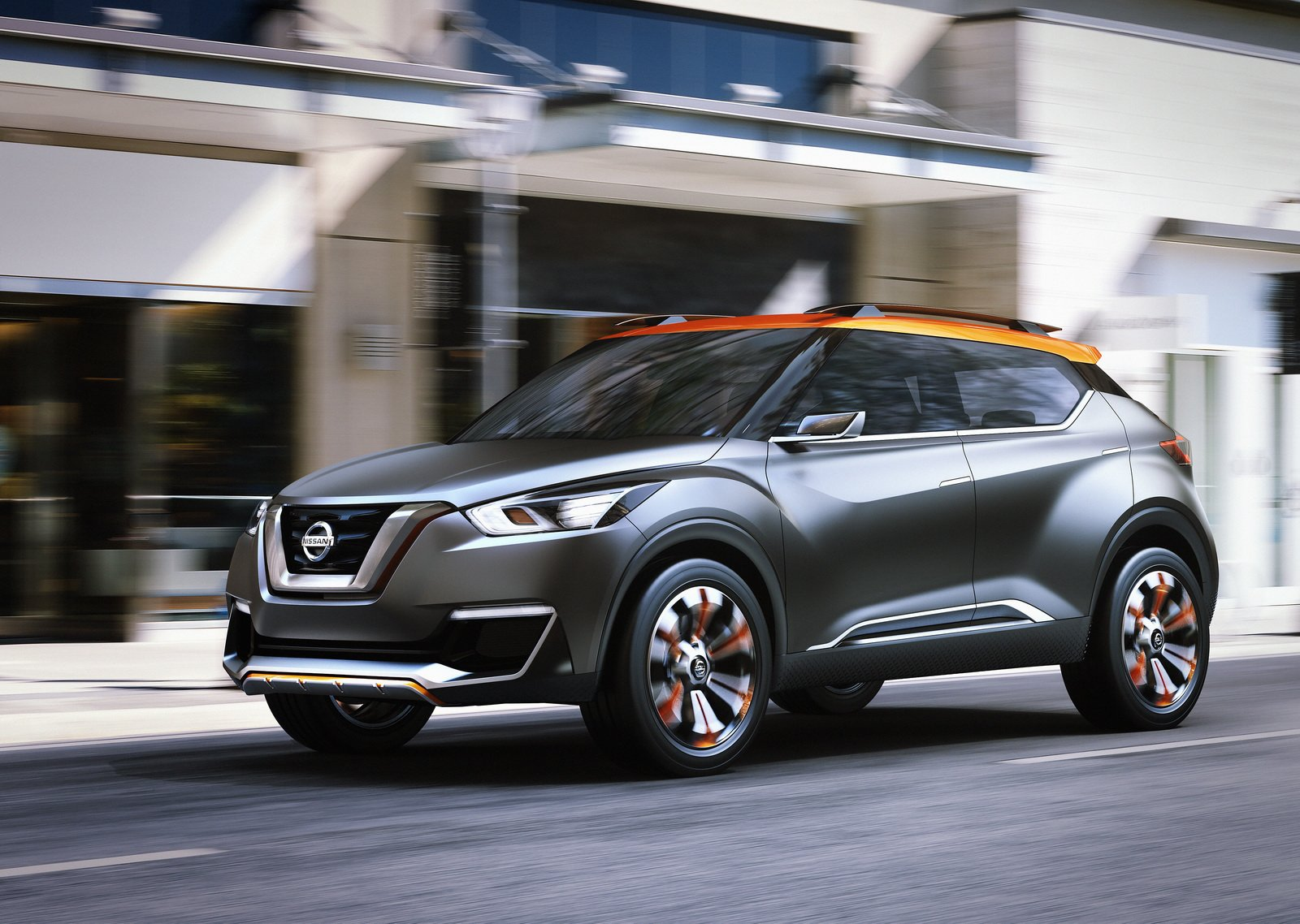 Latest Nissan Confirms New Kicks Crossover Will Be Sold Globally Free Download