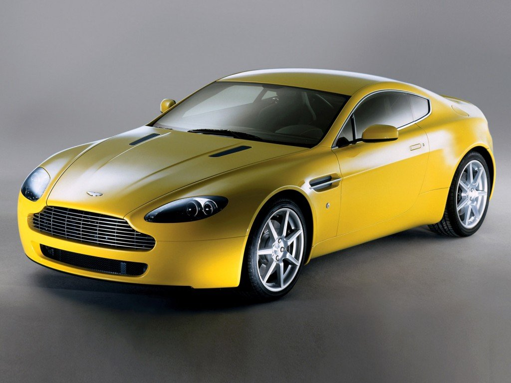 Latest Car News Aston Martin V8 Vantage Free Download