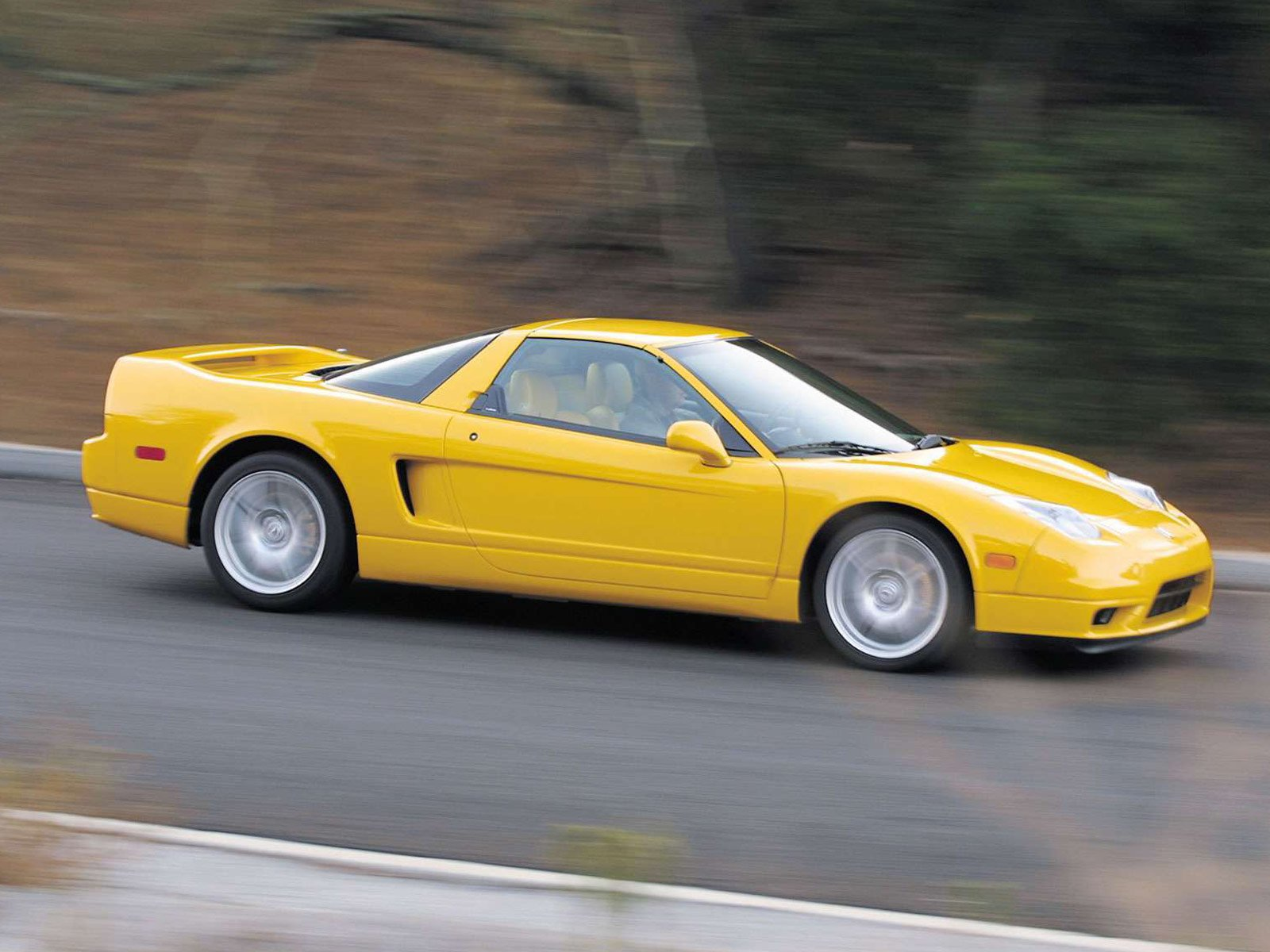 Latest Japanese Car Photos 2005 Acura Nsx Free Download