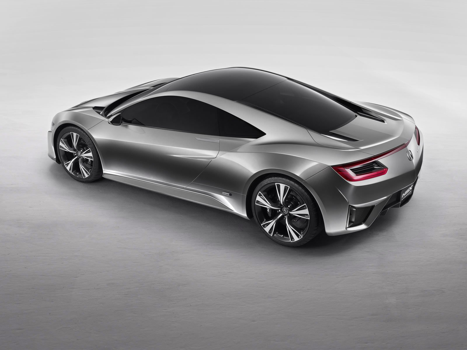 Latest Japanese Car Photos 2012 Acura Nsx Concept Free Download