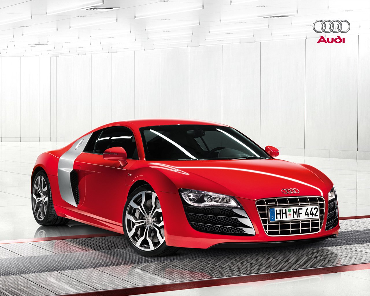 Latest Red Audi R8 Wallpaper Automotive Car Center Free Download