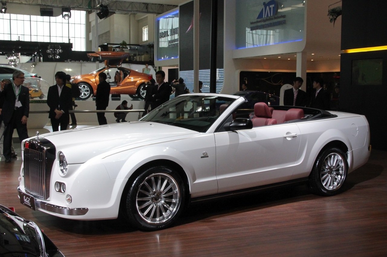 Latest Big In Japan Mitsuoka Galue Convertible Free Download