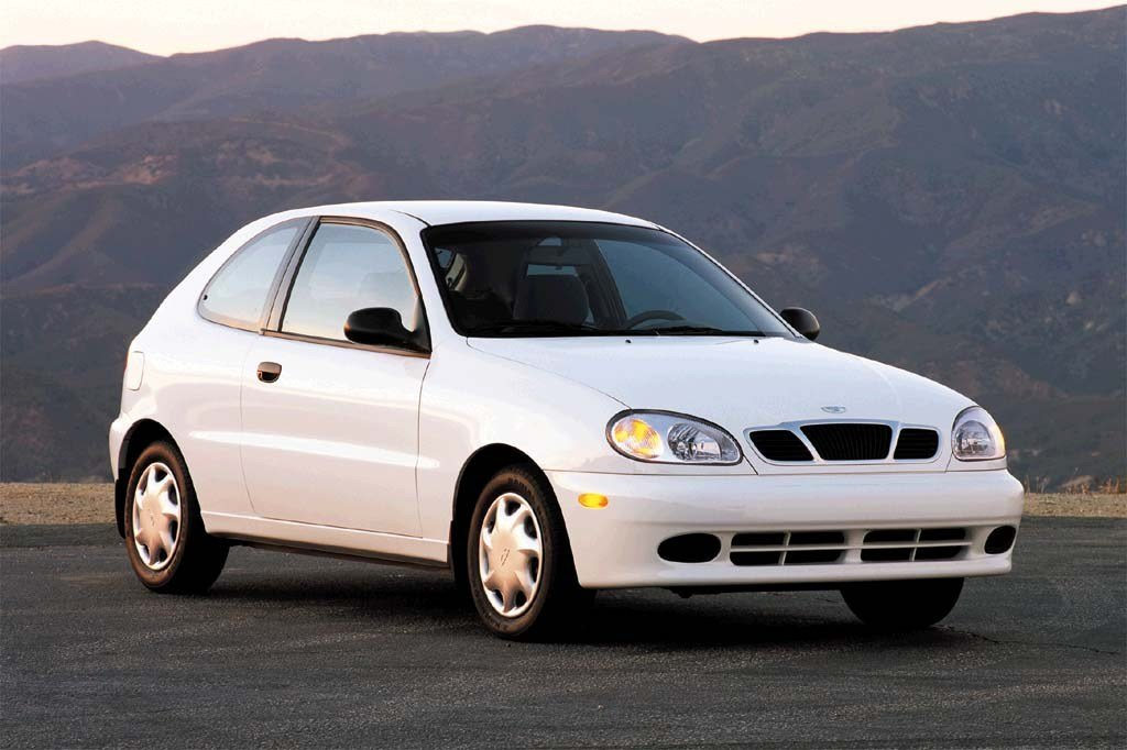 Latest 1999 02 Daewoo Lanos Consumer Guide Auto Free Download