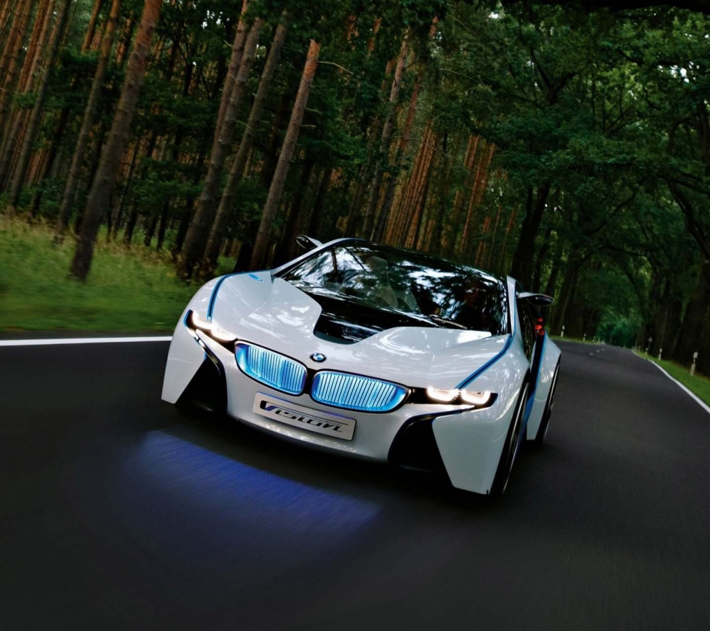 Latest Car Bmw Vision Wallpaper 1280X1440 Cool Pc Wallpapers Free Download