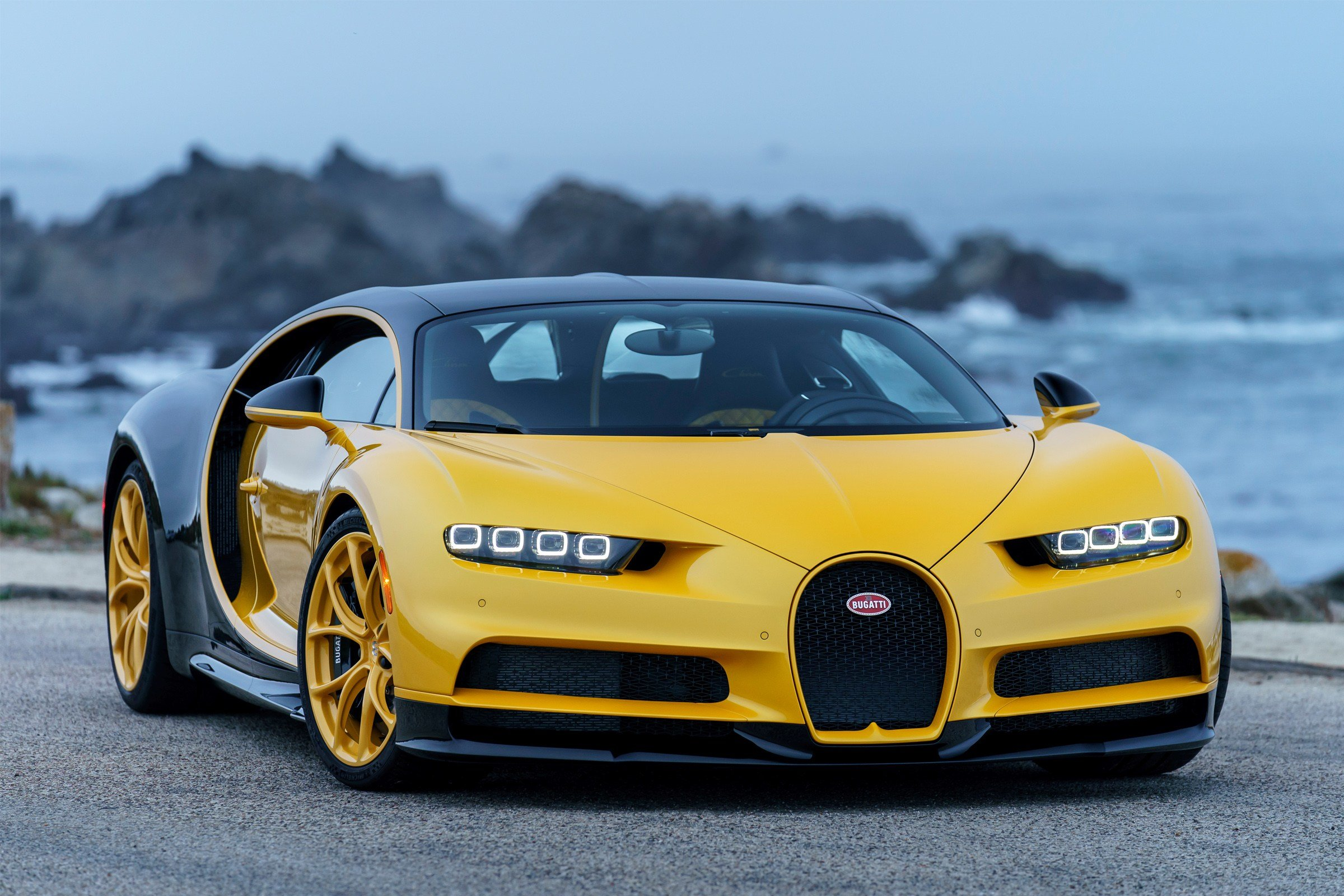 Latest The Bugatti Chiron Finally Lands In The Usa Evo Free Download