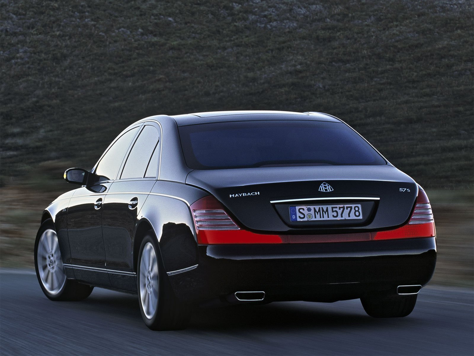 Latest Maybach 57 History Of Model Photo Gallery And List Of Free Download