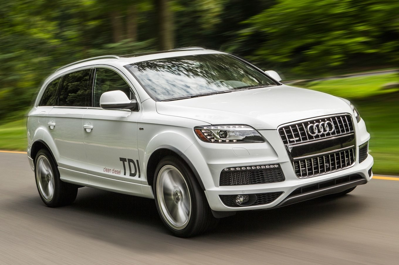 Latest 2014 Audi Q7 Reviews And Rating Motor Trend Free Download