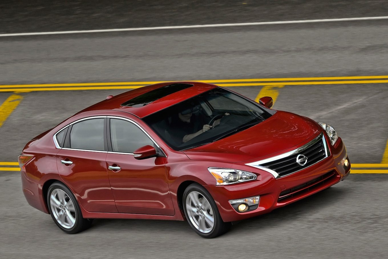 Latest 2015 Nissan Altima Reviews And Rating Motor Trend Free Download