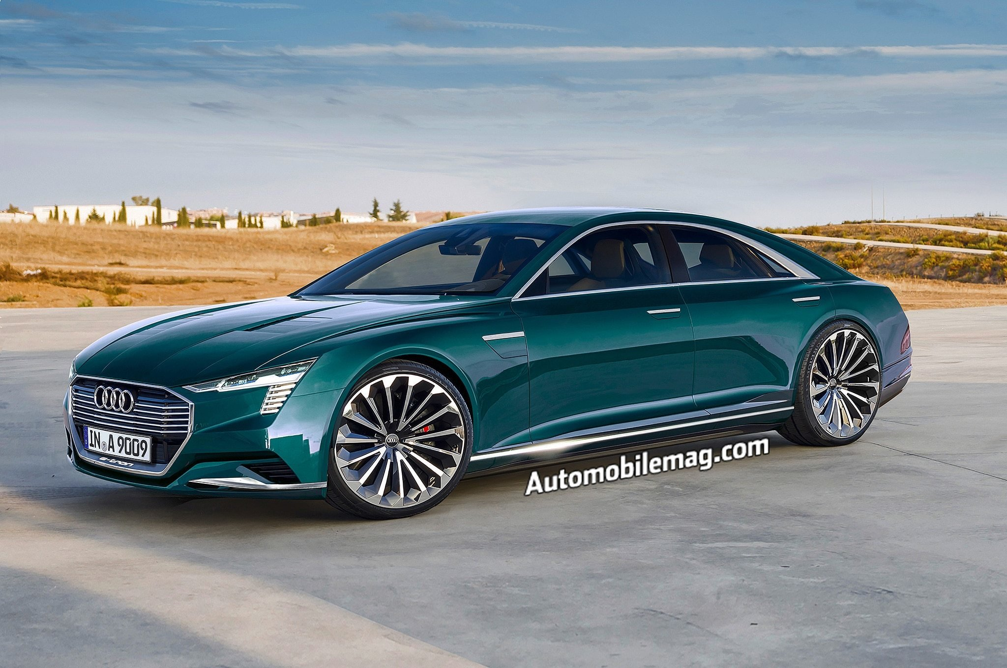 Latest Evs The Next Generation From Audi Bmw And Mercedes Benz Free Download
