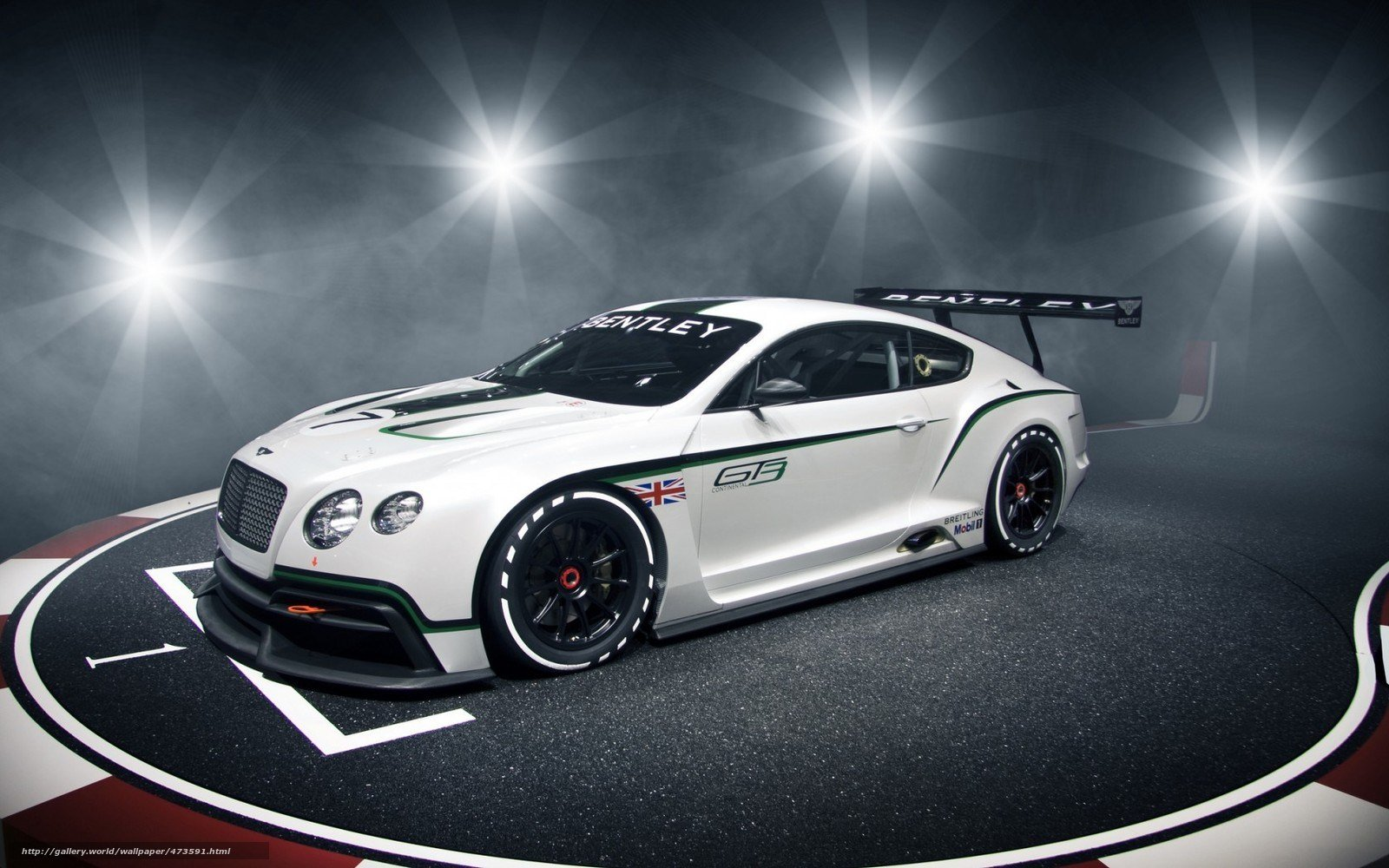 Latest Download Wallpaper Bentley Continental Reflections Free Download