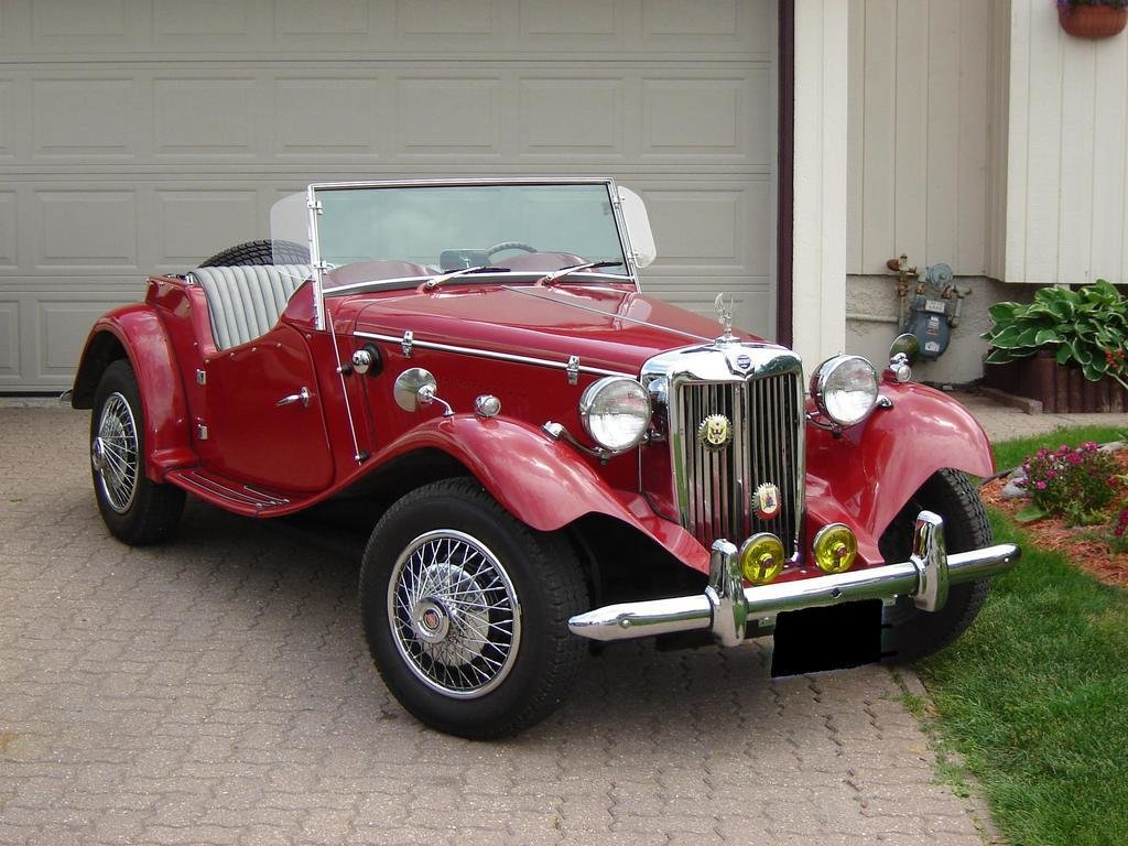 Latest Topdowncruiser 1952 Mg Td Specs Photos Modification Info Free Download