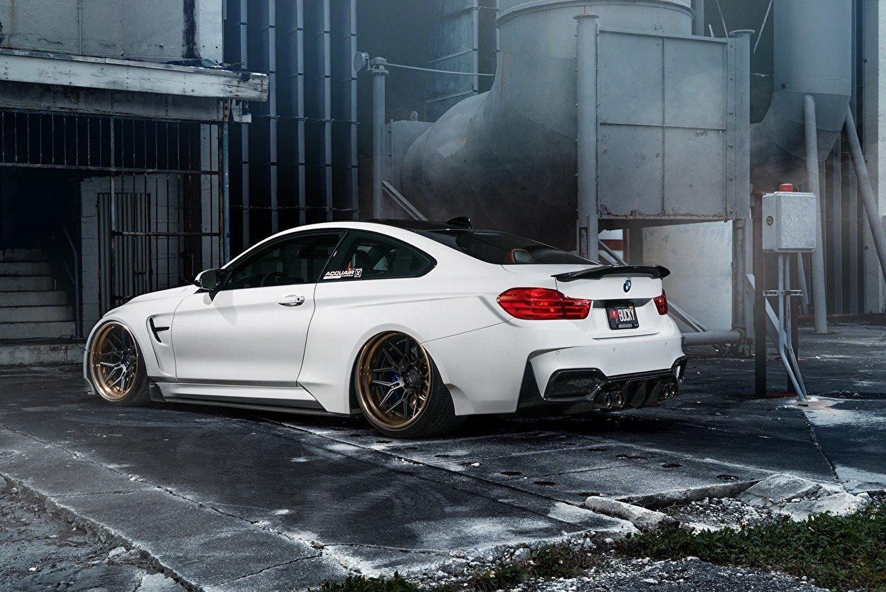 Latest Images Bmw M4 F82 Tuning White Automobile Free Download