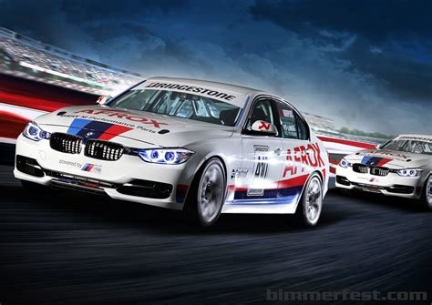 Latest The First Bmw F30 Race Car Is Here Bimmerfest Com Free Download