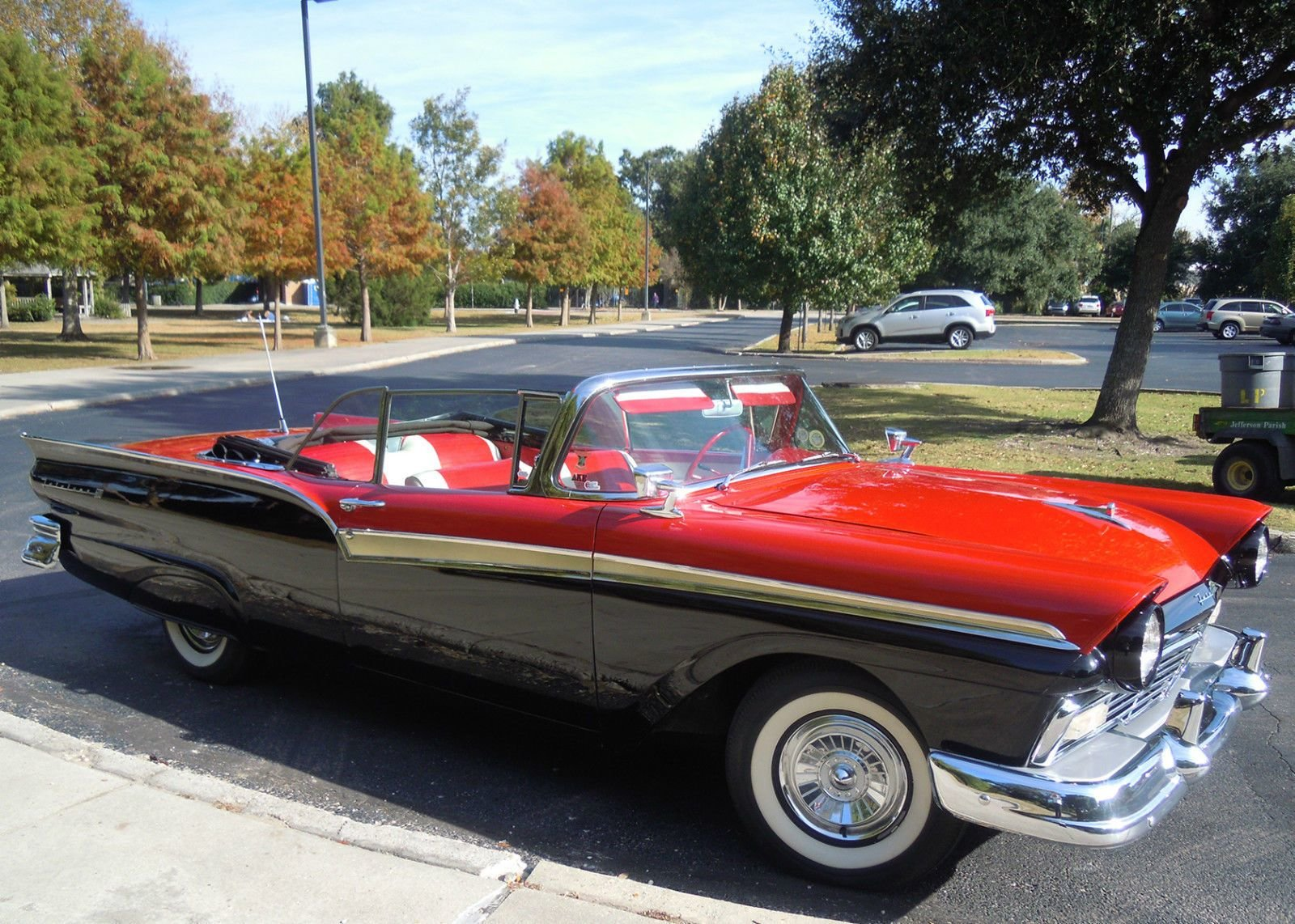 Latest 1957 Ford Fairlane Convertible Restored 2002 Classic Free Download