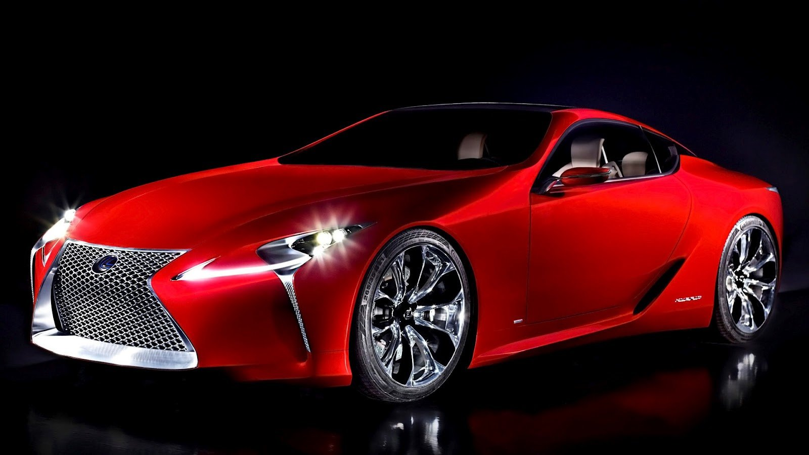 Latest Free Cars Hd Lexus Concept Car Hd Wallpapers Free Download