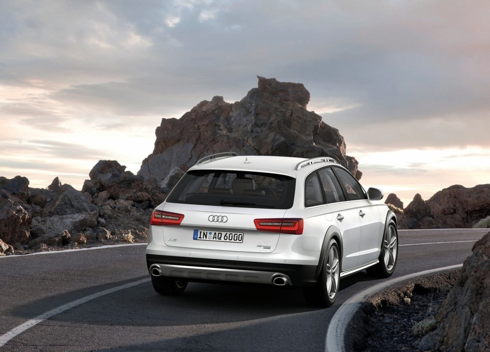 Latest Audi A6 Allroad Hd Wallpapers The World Of Audi Free Download