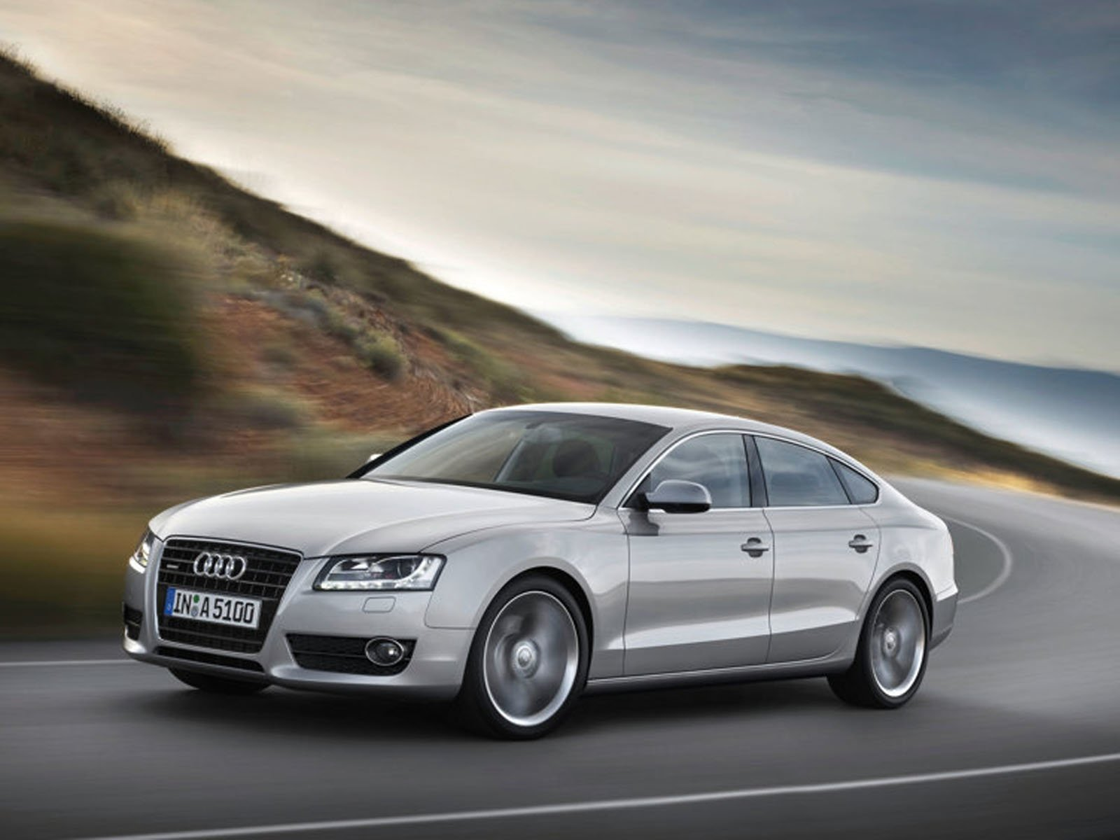 Latest Wallpapers Audi A5 Sportback Car Wallpapers Free Download