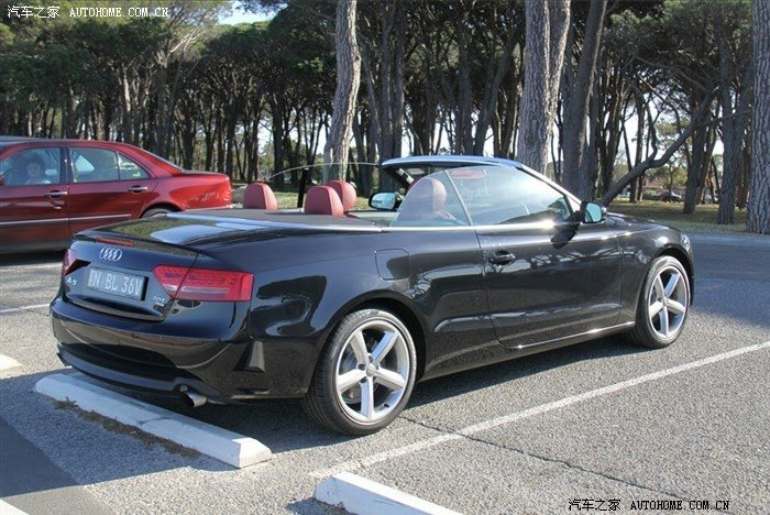 Latest 2011 Audi A5 Convertible 2 Tfsi Quattro Stronic Review Free Download