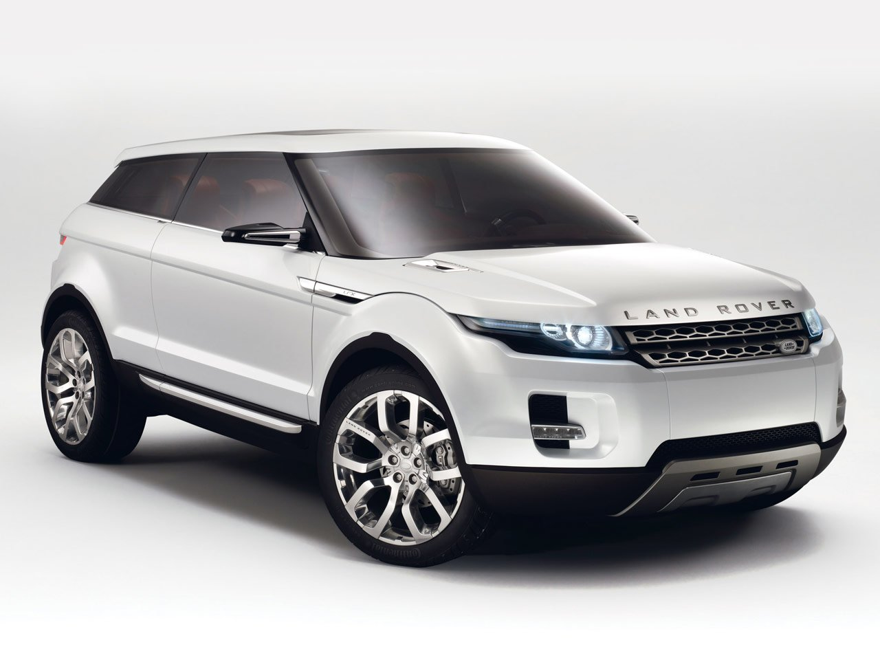 Latest Car New Land Rover Lrx White Concept Best Collection Of Free Download