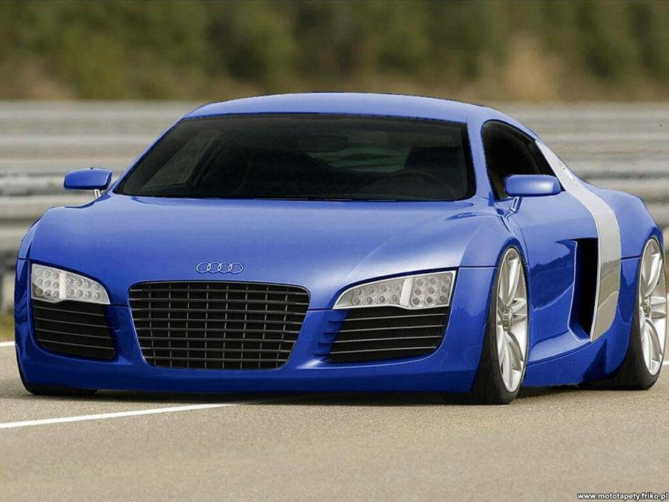 Latest Modified Cars Modified Audi R8 Free Download