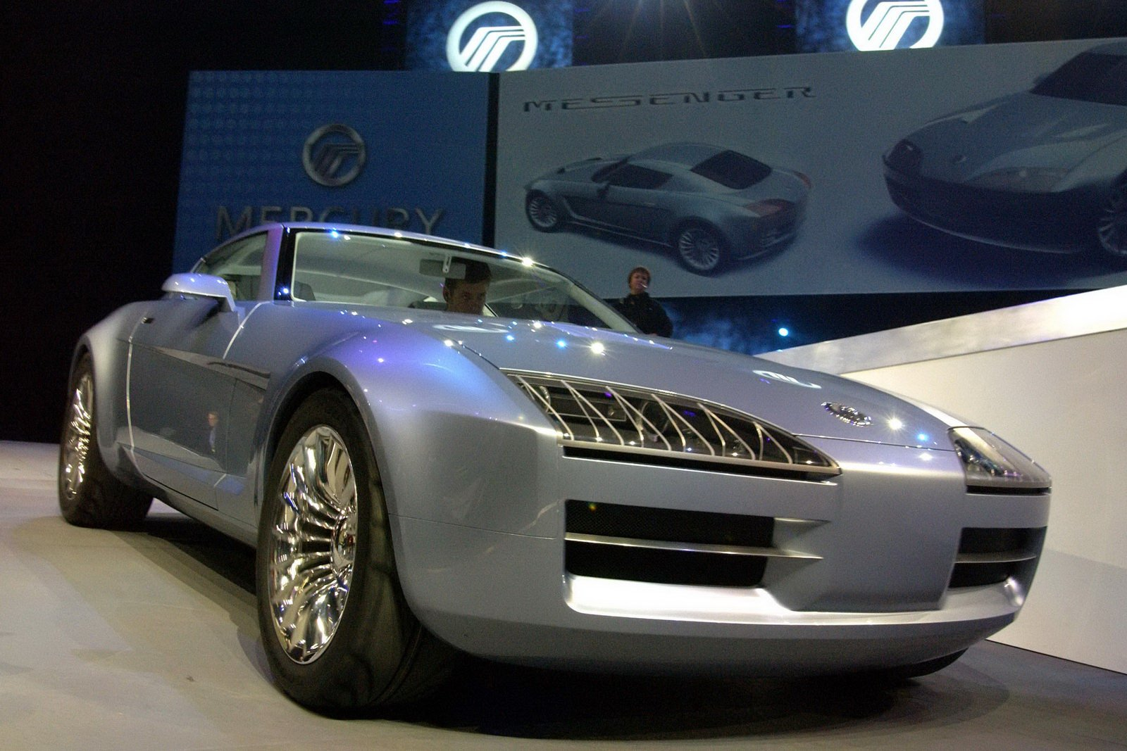 Latest Mercury S 2003 Messenger Sports Coupe Concept Also Up For Free Download