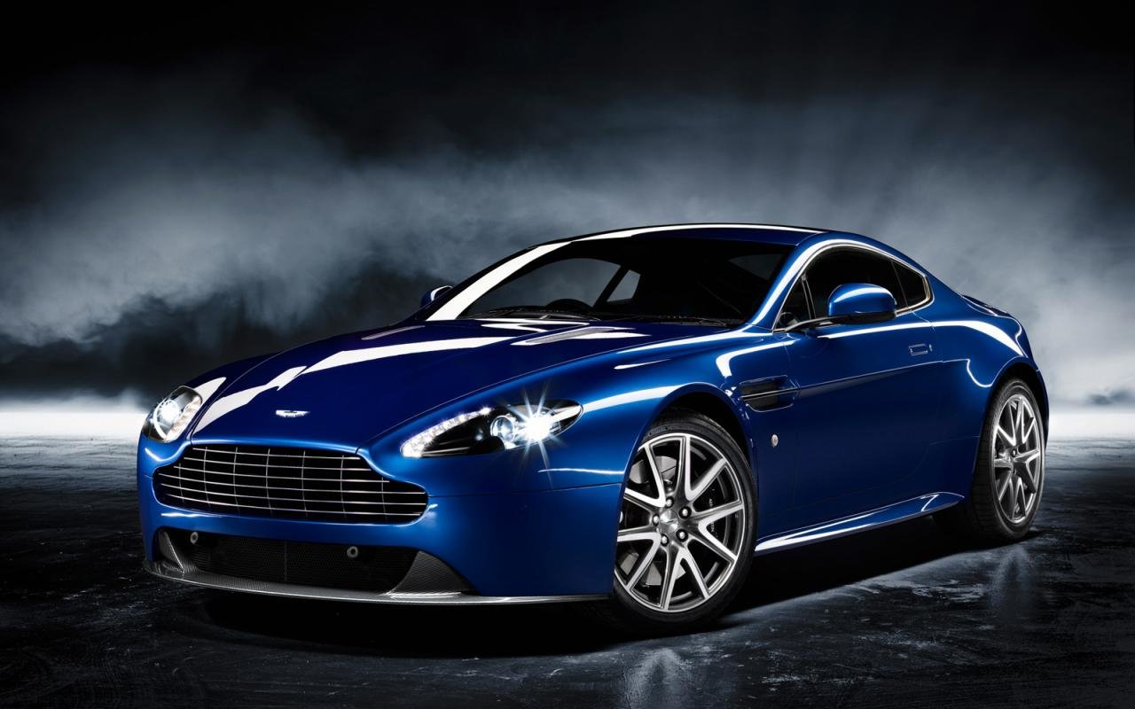 Latest In4Ride Brand New Aston Martin V8 Vantage S Revealed Free Download