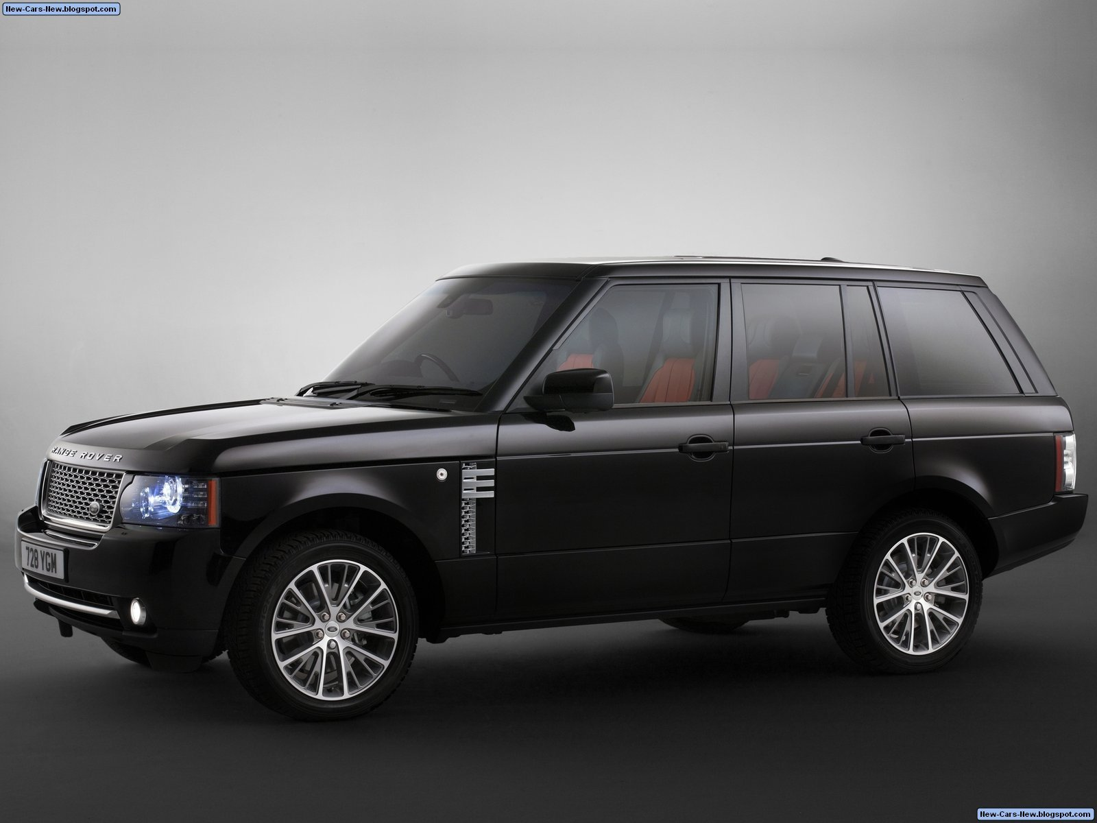 Latest Land Rover Range Rover Autobiography Black 2011 All In Free Download