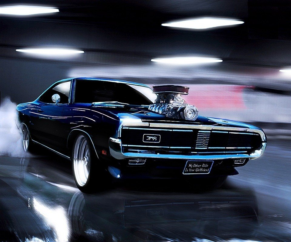Latest Why Great Muscle Cars Are More Overpowered Than Sports Free Download