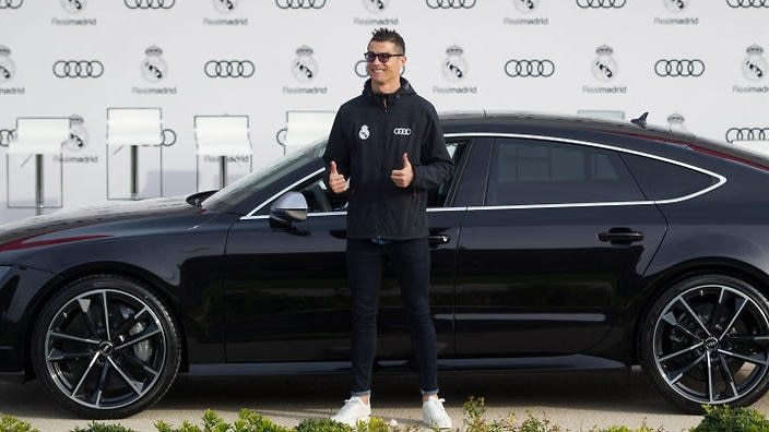 Latest Real Madrid Stars Given Free Luxury Audis The World Game Free Download