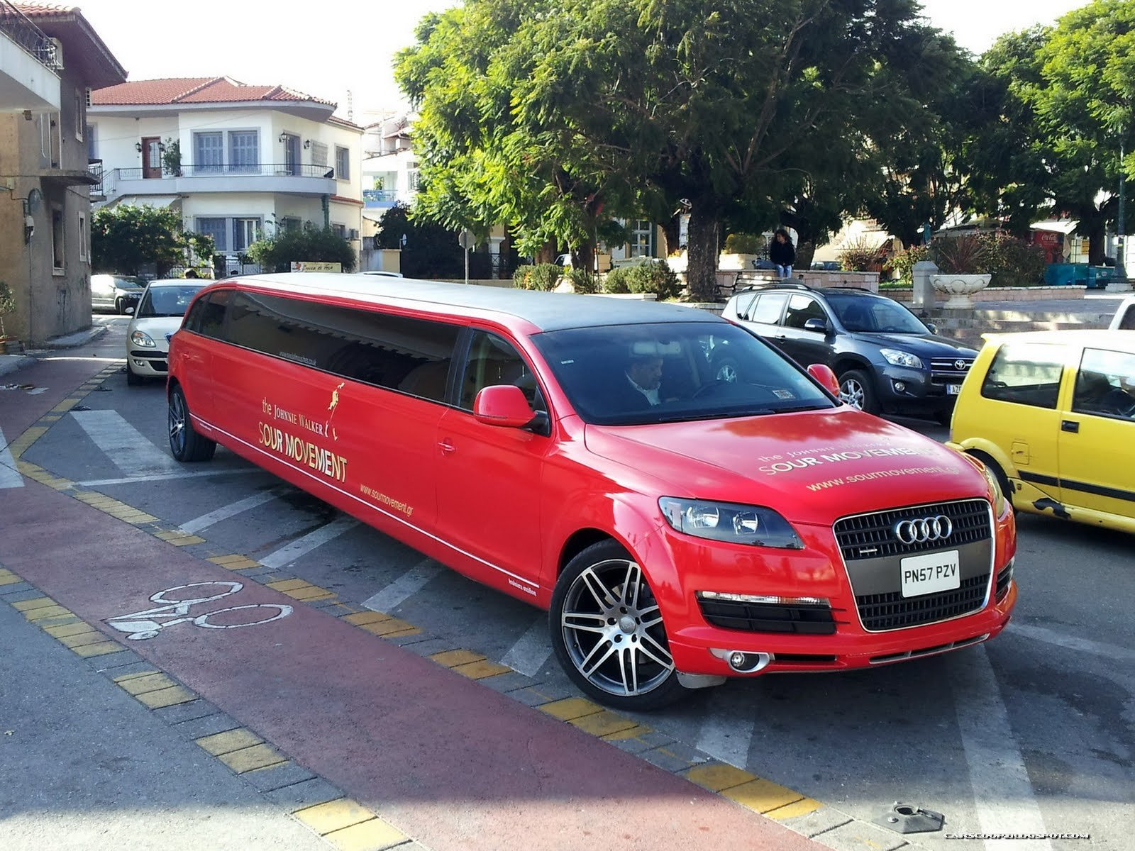 Latest Johnny Walker S Very Very Long Promotional Audi Q7 Free Download