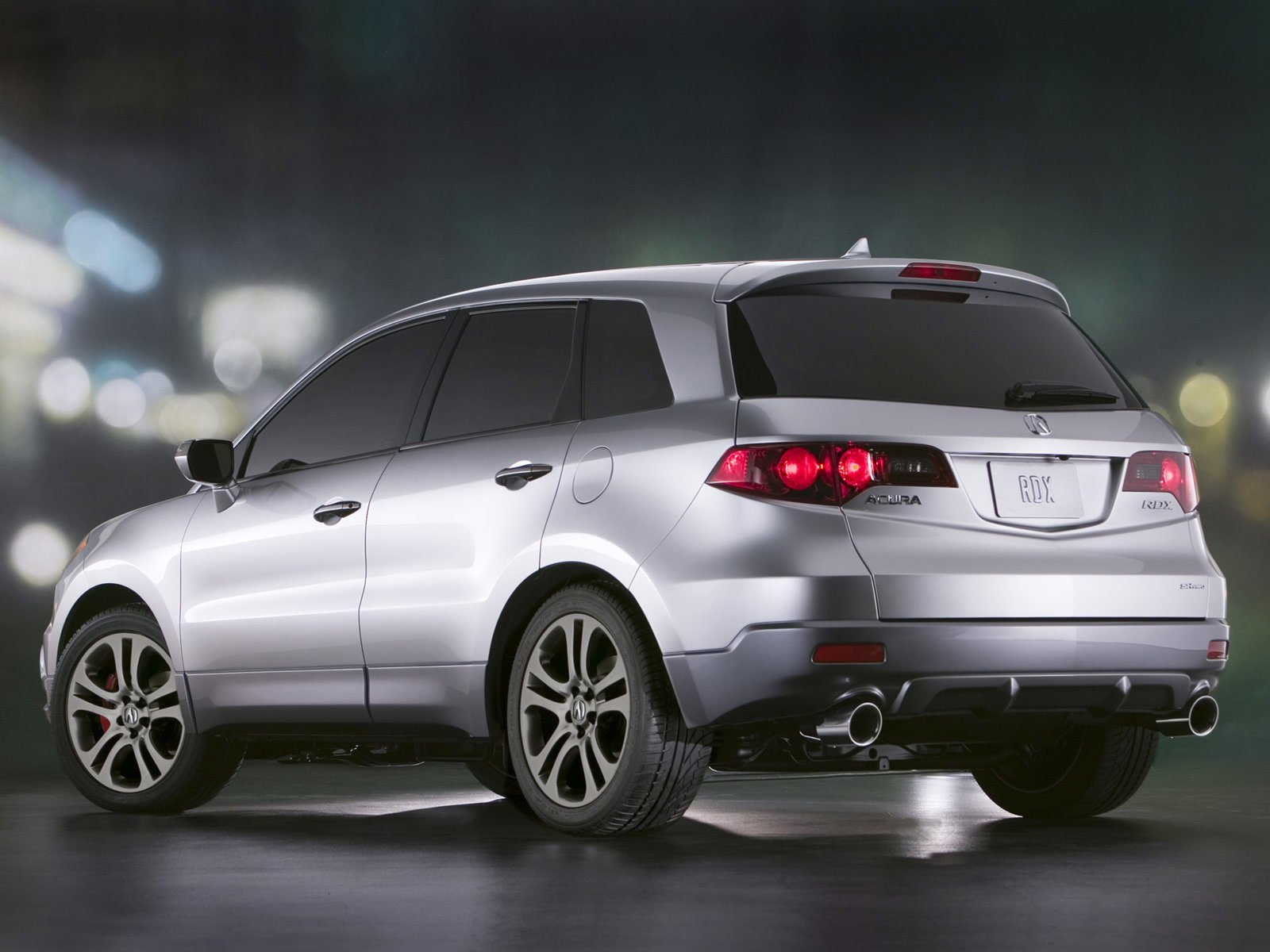 Latest 2006 Acura Rdx Prototype Japanese Car Photos Free Download