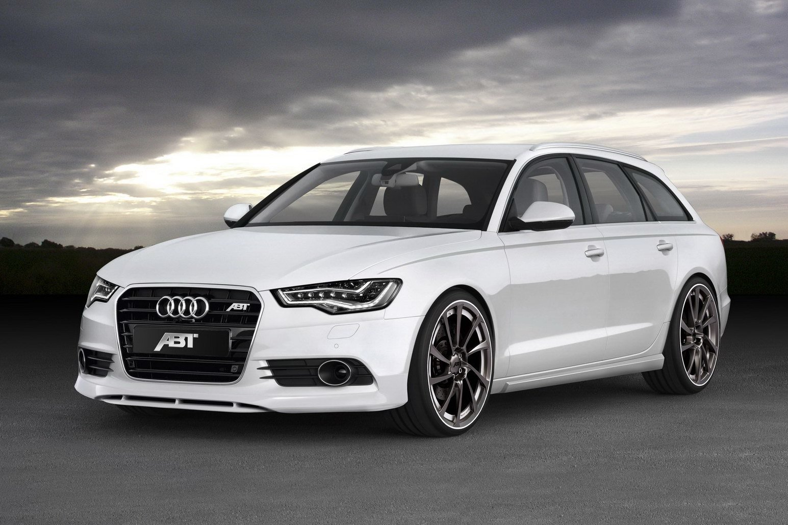 Latest 2011 Abt Audi A6 Avant Wallpapers Auto Cars Concept Free Download