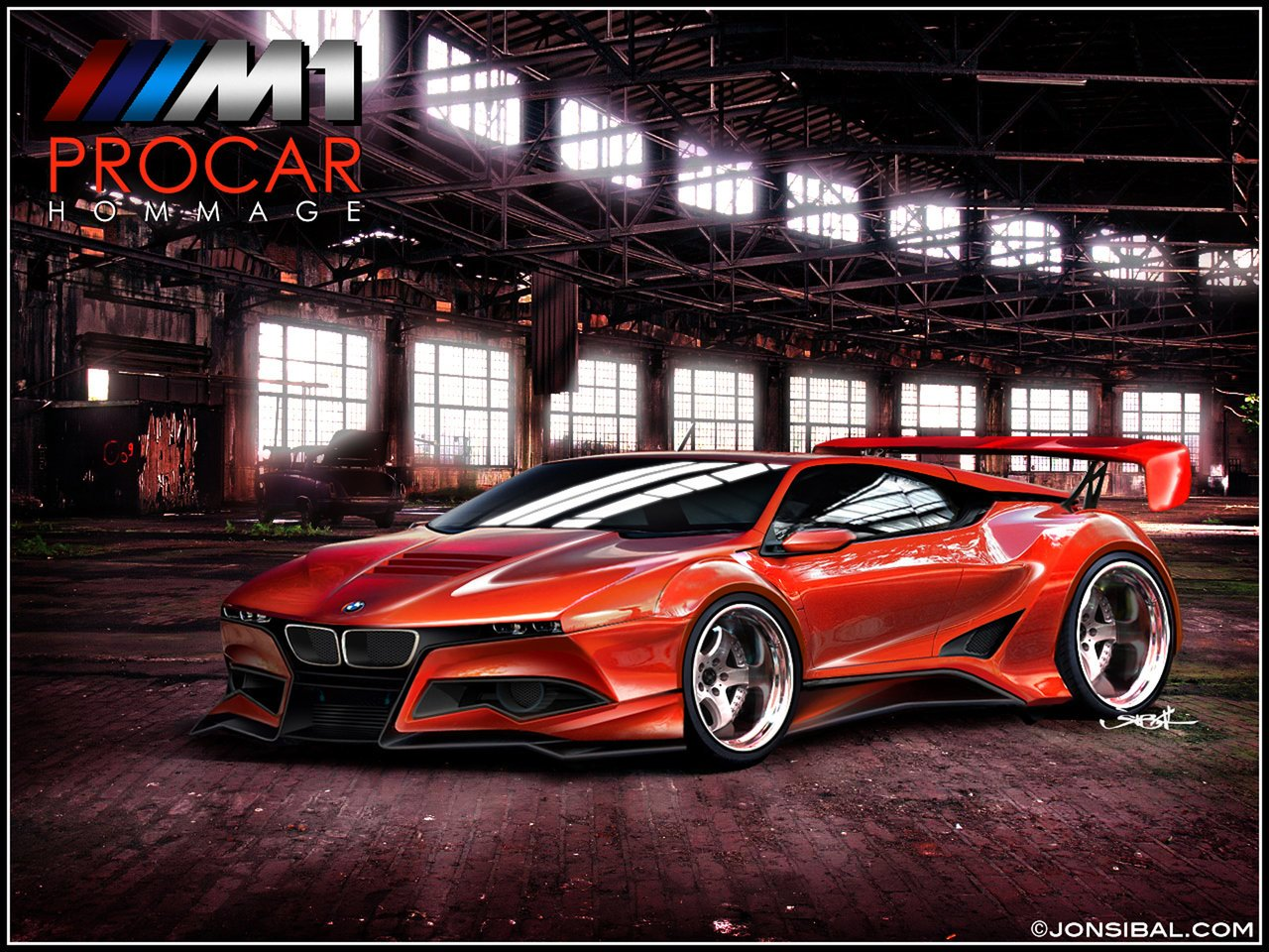 Latest Cool Bmw Cars Body Modifications Wallpaper Free Download